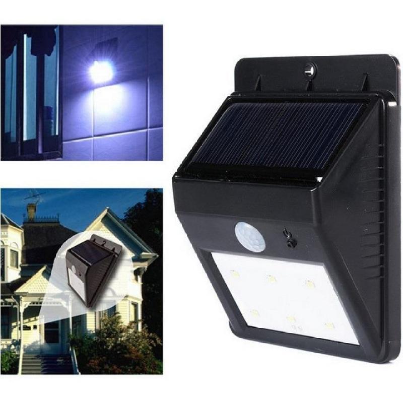 Bảng giá Đèn LED cảm ứng thông minh năng lượng mặt trời