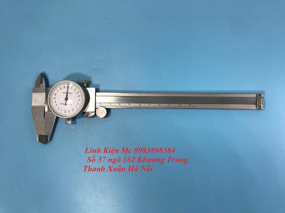 Thước kẹp cơ sai số 0.02mm