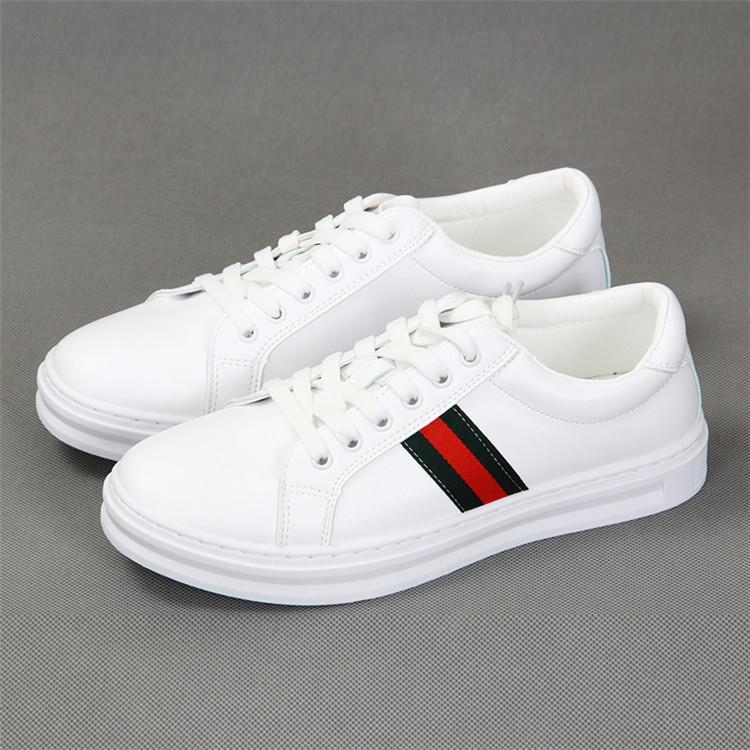 Hình ảnh Giày thể thao nam sneaker màu trắng