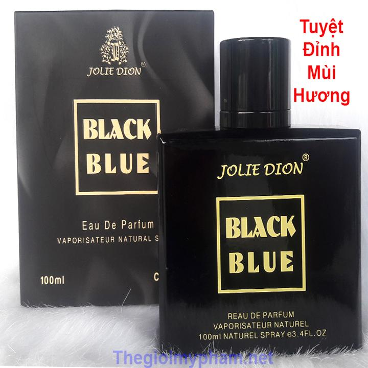 Nước Hoa Black Blue Nam 100ml Singapor
