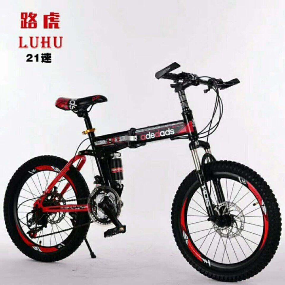 Xe đạp thể thao- gấp gọn được  - 20 - 22 inch - Phoenix