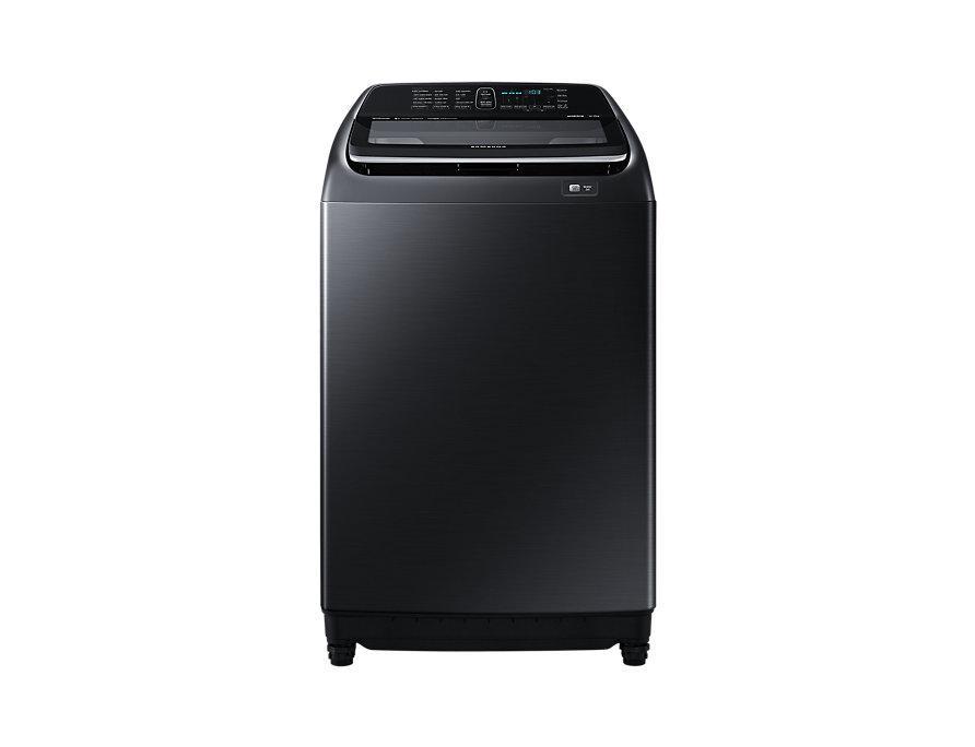 Máy giặt cửa trên Samsung WA16N6780CV/SV 16Kg (Đen) chính hãng