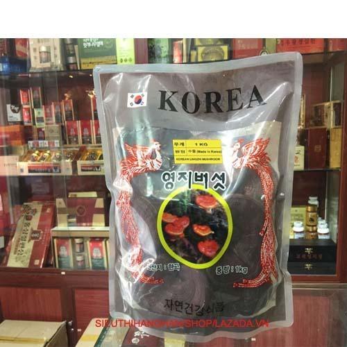 Cửa Hàng Nấm Linh Chi Đỏ Nui Đa Gana Han Quốc 1 Kg Phong Ngừa Ung Thư Hiệu Quả Nhất Korean Trong Hà Nội