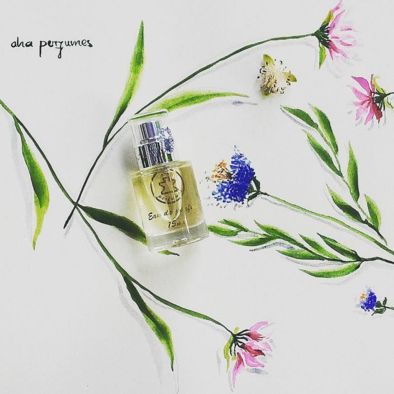 Nước hoa nữ AHAPERFUMES AHA741 Elizabeth Green Tea 15ml