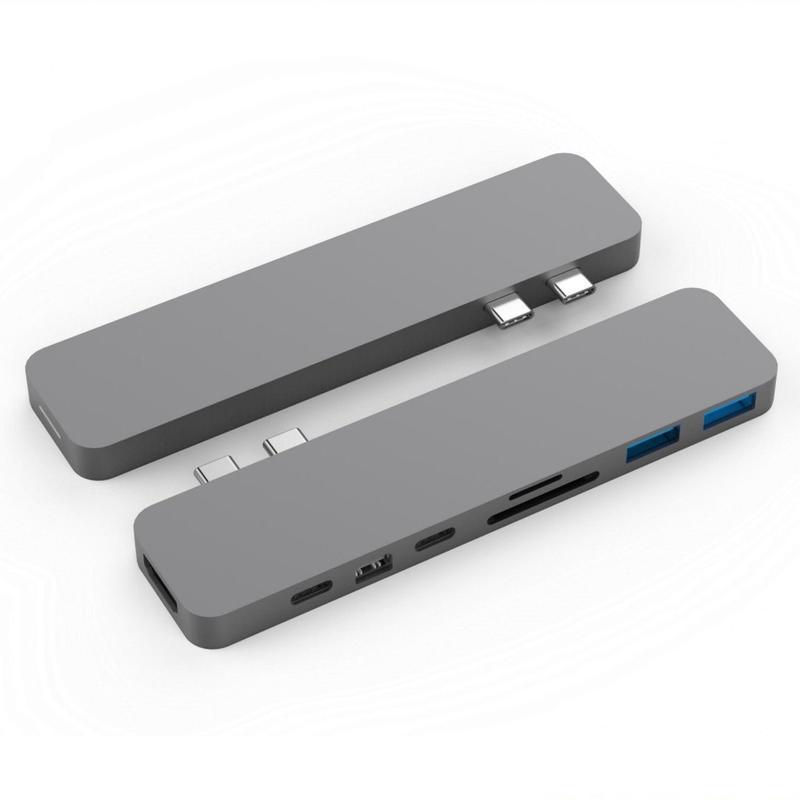 Bảng giá HyperDrive PRO 8 in 2 Hub for USB-C MacBook Pro 2016 - 2018 Phong Vũ