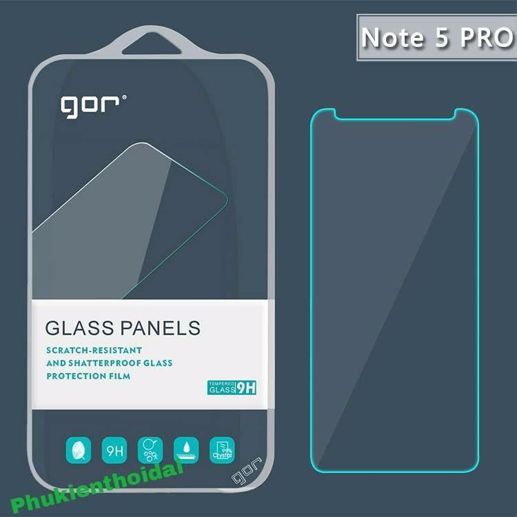 Giá Bán Bộ Hai Cường Lực Xiaomi Redmi Note 5 Pro Note 5 Hiệu Gor Cao Cấp 9H 2 5D Tặng Keo Chống Hở Mep Khong Full Mới Rẻ