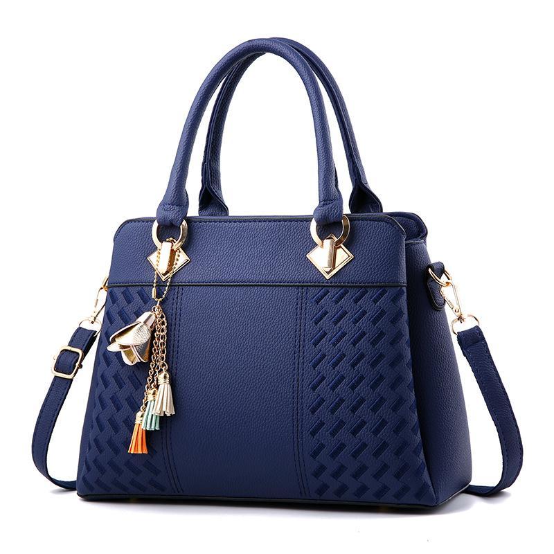 Womens Bag 2017 Korean Style Spring And Summer New Style Womens Bag Europe And America Fashion Handbag Shoulder Bag