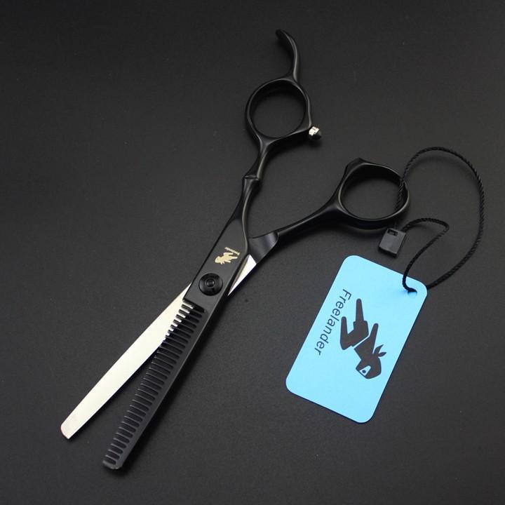 Kéo cắt tóc rồng-Bộ Kéo Cắt Tỉa Tóc Cao Cấp Freelander VQ1 3