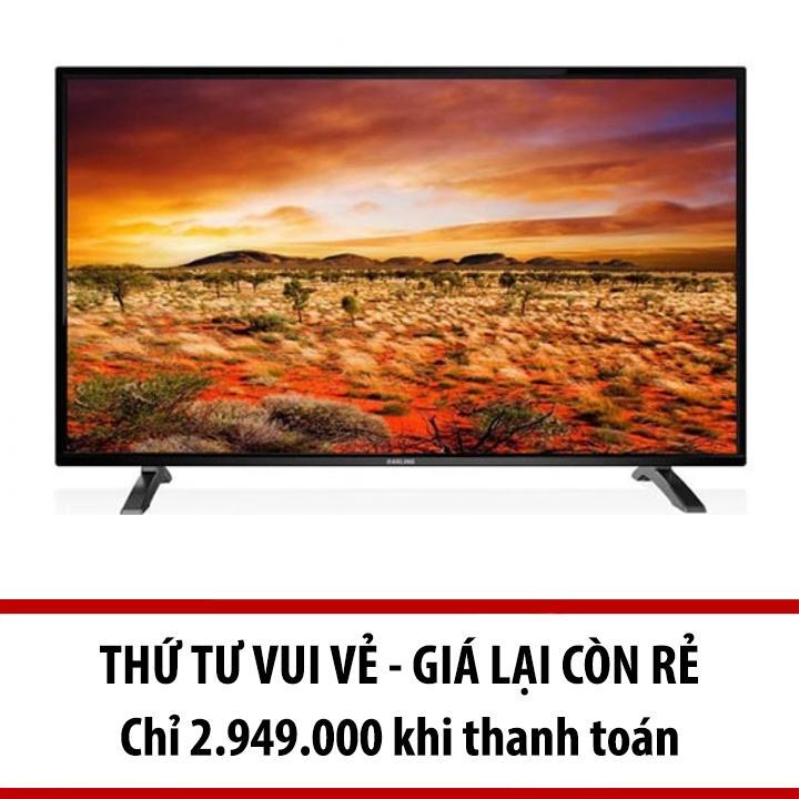 Hình ảnh Tivi Led Darling 32 inch HD - Model 32HD957T2 (Đen)