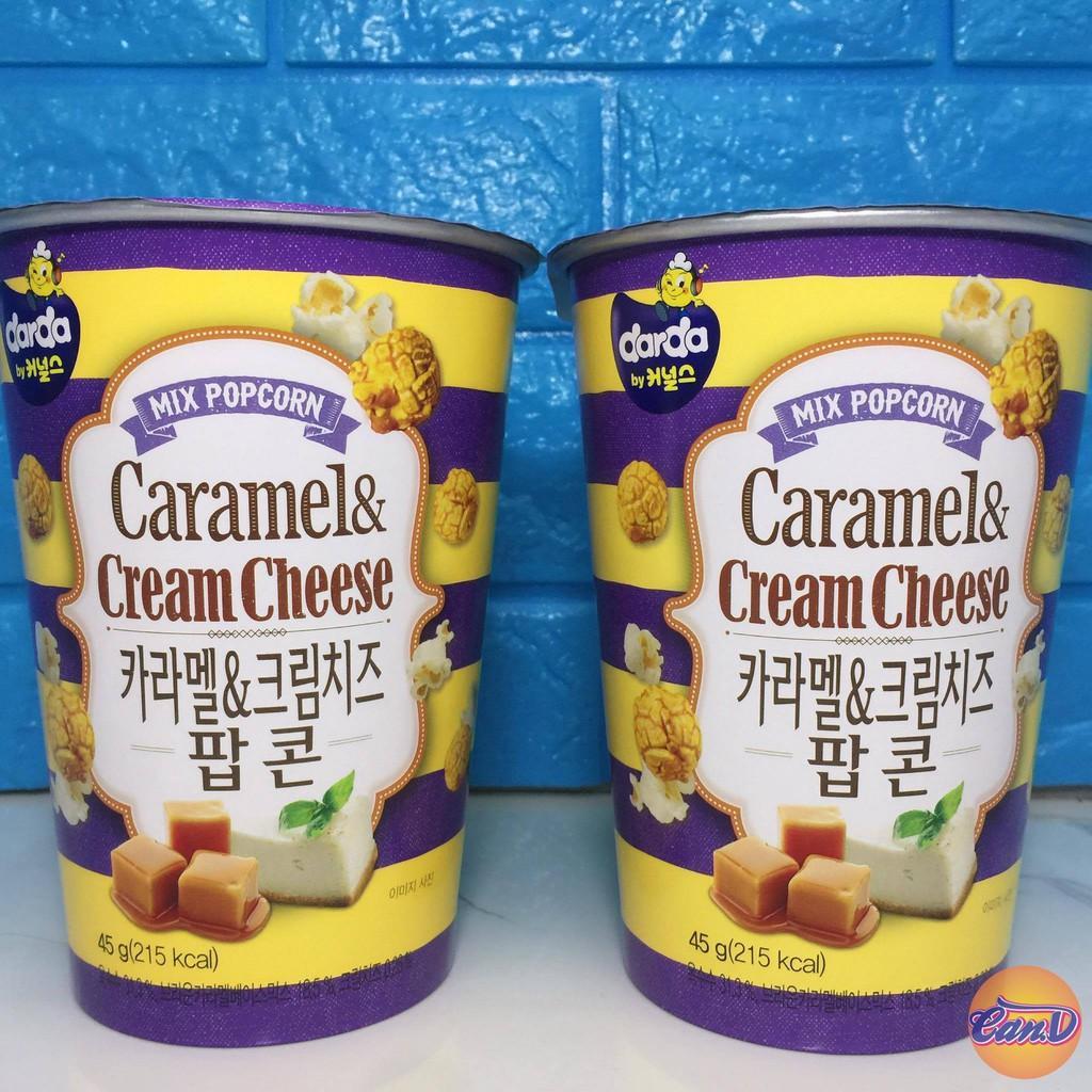 Hình ảnh Bắp rang Darda vị Caramel & Phomai