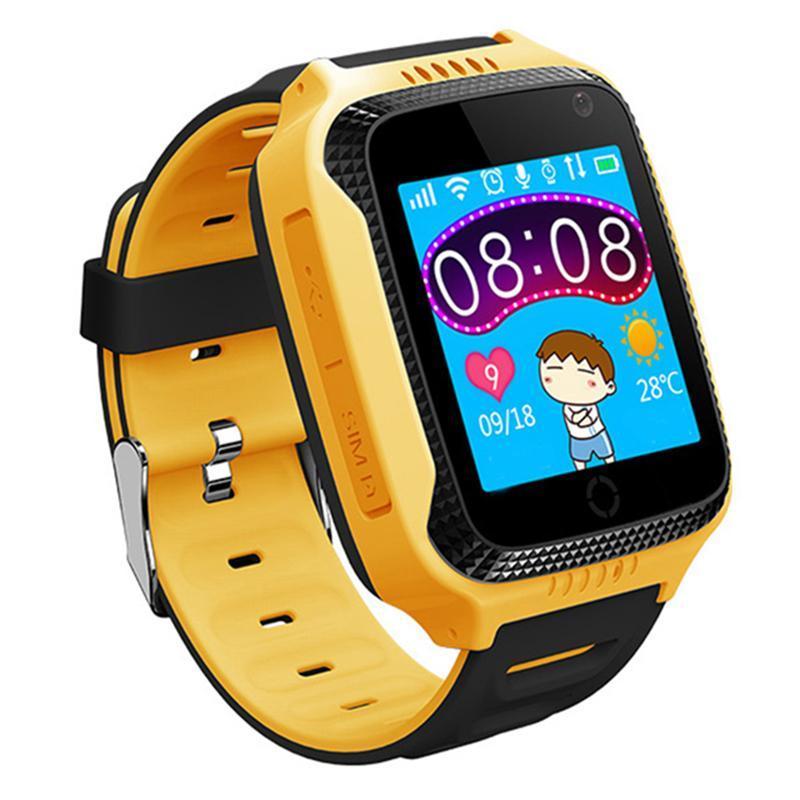 Đồng hồ thông minh định vị trẻ em GPS Tracker Q528 - Dòng có camera bán chạy