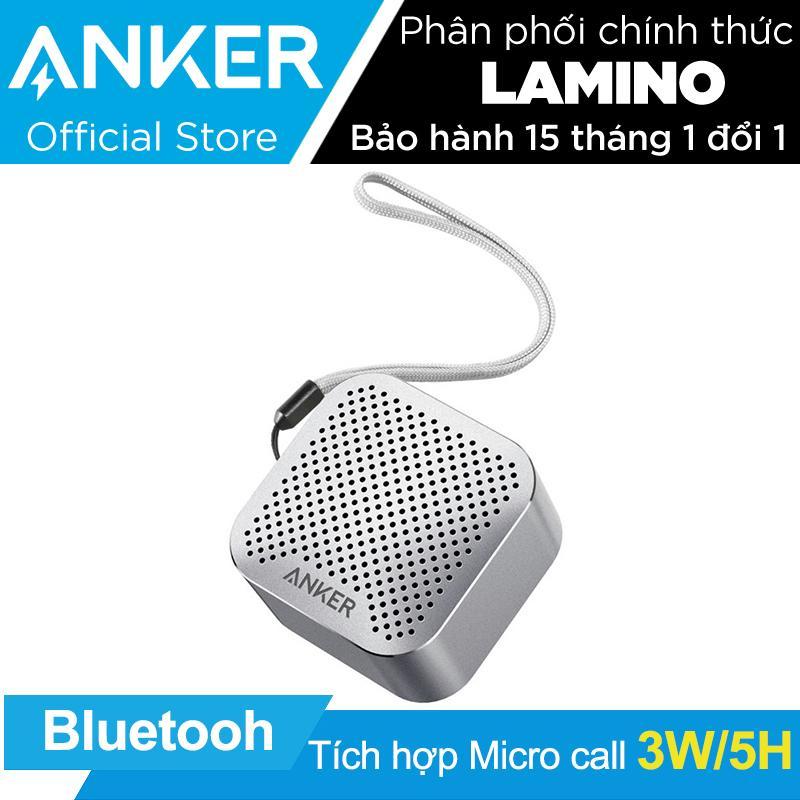 Mua Loa Bluetooth Di Động Anker Soundcore Nano Stereo Speaker Xam Hang Phan Phối Chinh Thức Mới