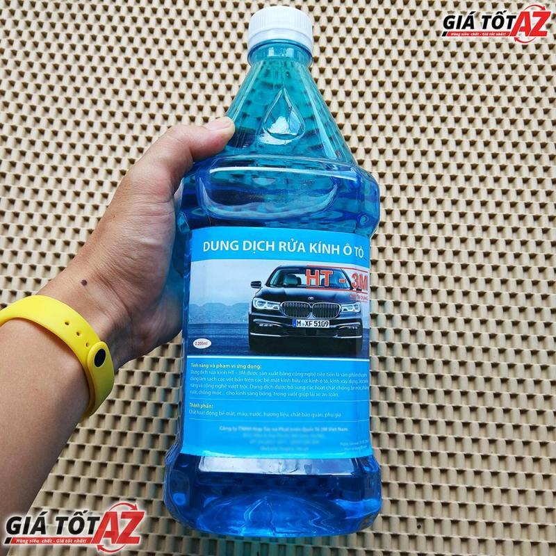 Chai nước rửa kính ô tô chuyên dụng 2.2L cao cấp HT-3M