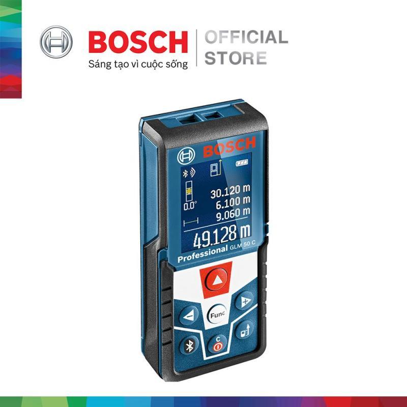 Máy đo khoảng cách laser Bosch GLM 50 C