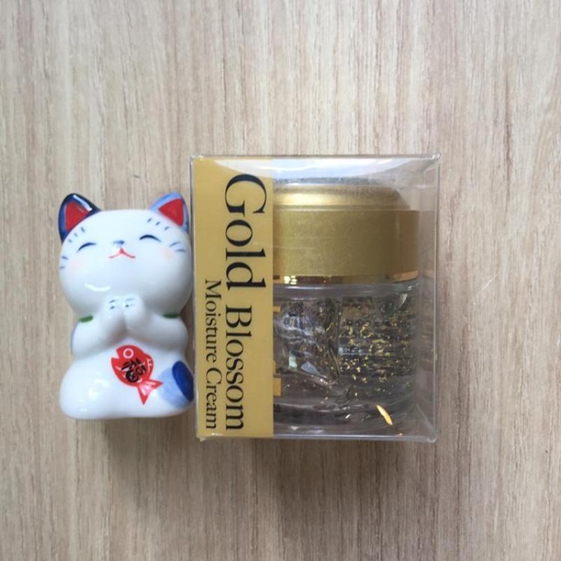 KEM DƯỠNG GOLD BLOSSOM MOISTURE NỘI ĐỊA NHẬT BẢN nhập khẩu