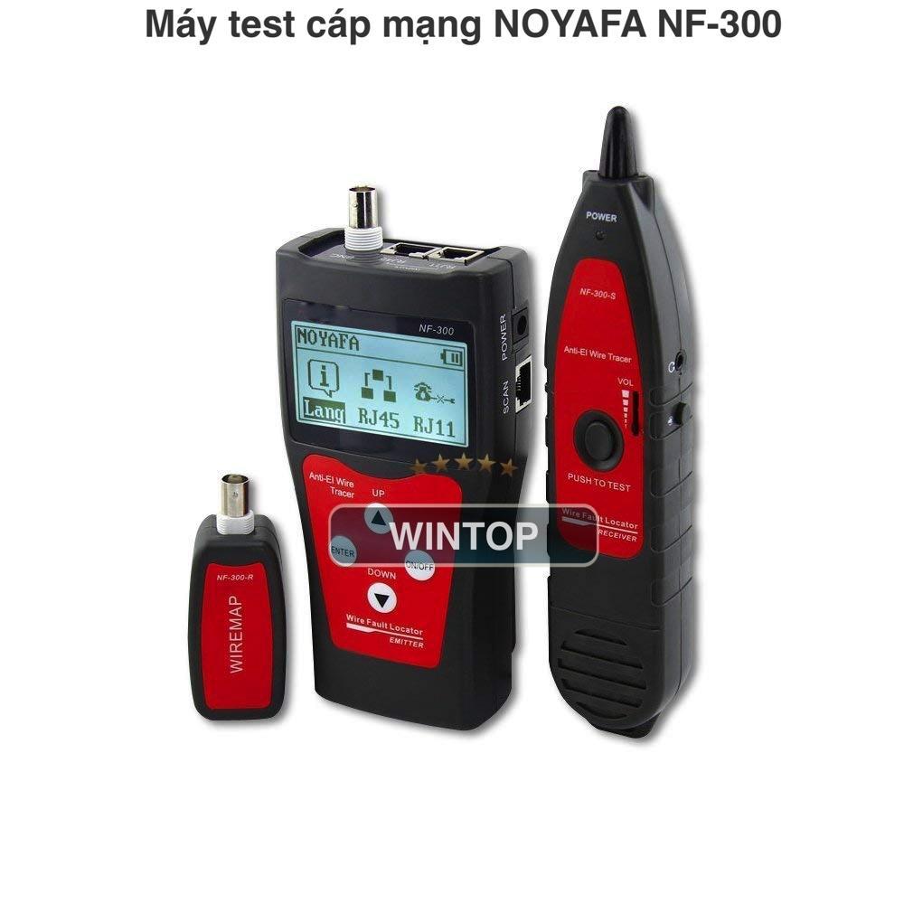 Hình ảnh Máy test cáp mạng NOYAFA NF-300