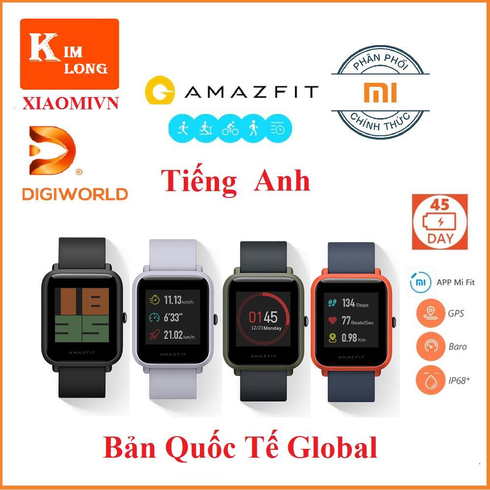 Hình ảnh Đồng hồ thông minh Xiaomi Amazfit BIP Bit