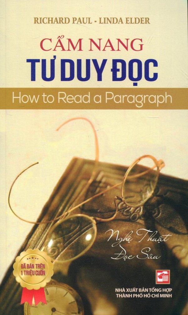 Mua Cẩm Nang Tư Duy Đọc - Richard Paul,Linda Elder,Nhiều dịch giả