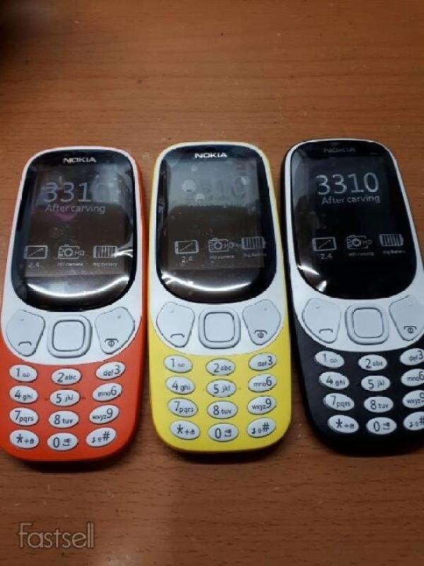 NOKI 3310 (2 SIM ) FULLBOX