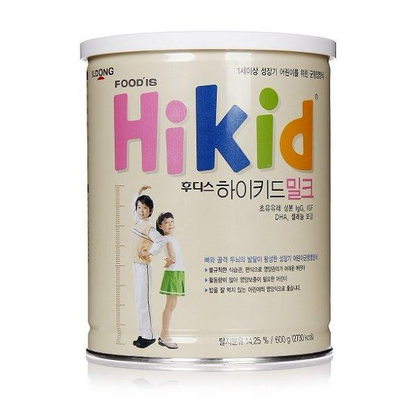 Sữa Hikid Hàn Quốc Vị Vani