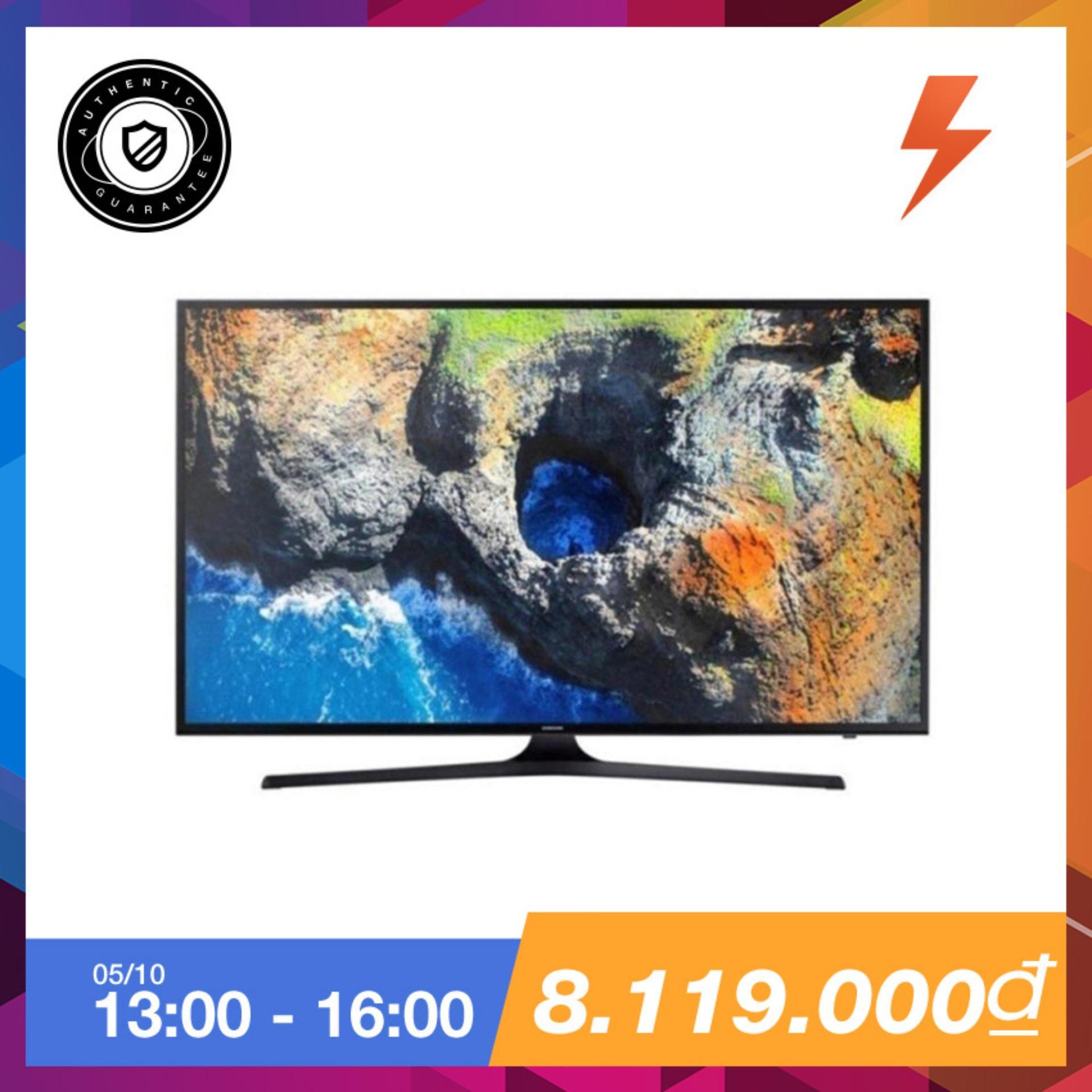 Bán Smart Tv Samsung 40Inch 4K Uhd Model 40Mu6153 Đen Hang Phan Phối Chinh Thức Có Thương Hiệu Rẻ
