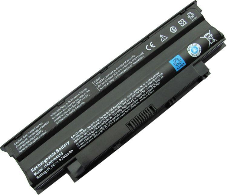 Pin cho Laptop Dell Inspiron N4050 N5050 Hàng Nhập Khẩu Mới 100% Bảo Hành 12 tháng Lỗi 1 đổi 1