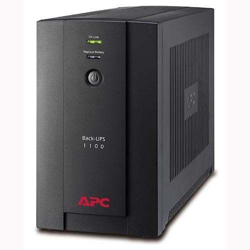 Hình ảnh Bộ lưu điện APC Back-UPS 1100VA (BX1100LI-MS)