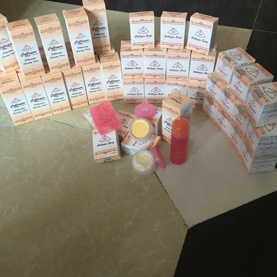 Collagen PLus Vitamin E nhập khẩu