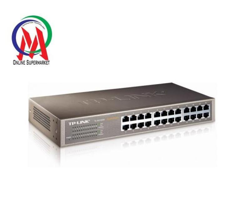 Bảng giá Switch TPLINK 1G 24 port CH Phong Vũ