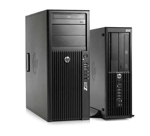 Máy tính chơi Game HP Z210 SFF