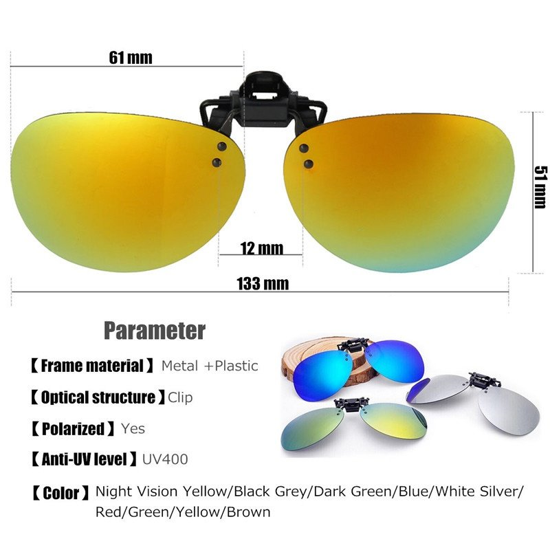 5259fd4714 Visible perspective rate  99 (%) Anti-UV level  UV400 Width  133mm  5.3  inch. Height  51mm 1.97 inch. Bridge width  35mm  1.38inch