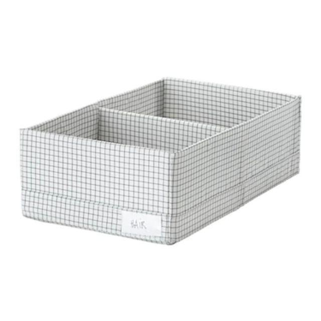Hộp đựng đồ cao cấp Ikea Stuk caro