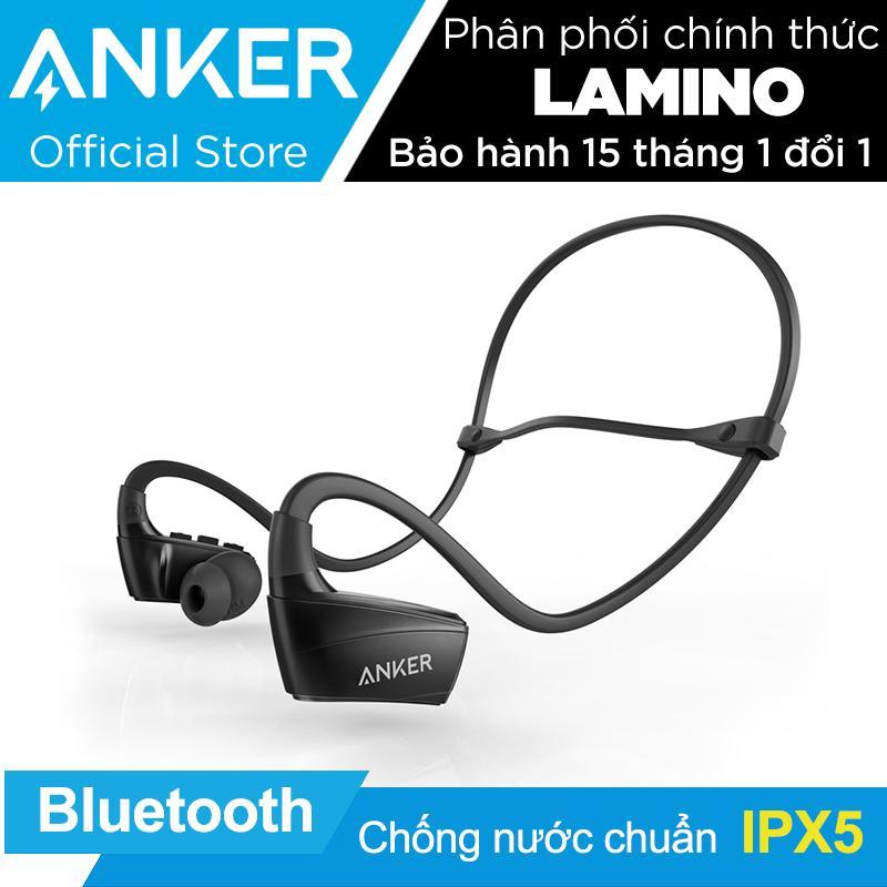 Chiết Khấu Tai Nghe Bluetooth Anker Soundbuds Sport Nb10 Đen Hang Phan Phối Chinh Thức Anker Trong Hồ Chí Minh