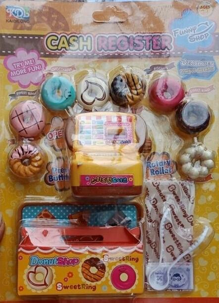 Hình ảnh Bộ trò chơi bán bánh Donut