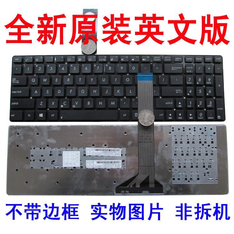 Semua Baru ASUS Yang Ansus K55 V K55 A55 V G33 MP-11 A55 USs-528s C Keyboard-Internasional