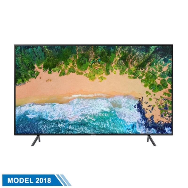 Bảng giá Smart TV Samsung  43inch 4K Ultra HD - Model UA43NU7100KXXV (Đen) - Hãng phân phối chính thức