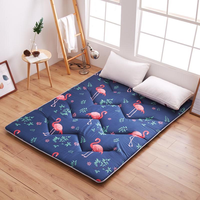 Nordic Minimalist Mute Sanding Quilted Tatami Mat Multi-functional chuang hu dian Thick Mat Window throw pillow Yoga Mat