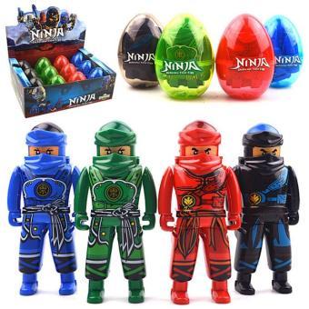 Check giá Set 4 quả Trứng biến hình Ninja siêu quậy cho trẻ em shop bán -  Giá chỉ 96.470đ