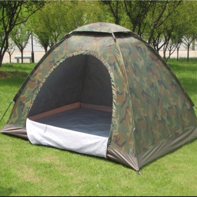 Leu trai, Lều cắm trại dã ngoại, Lều Cắm Trại Bộ Đội Chất Liệu Bền Và Tiện Lợi, Giảm 50%