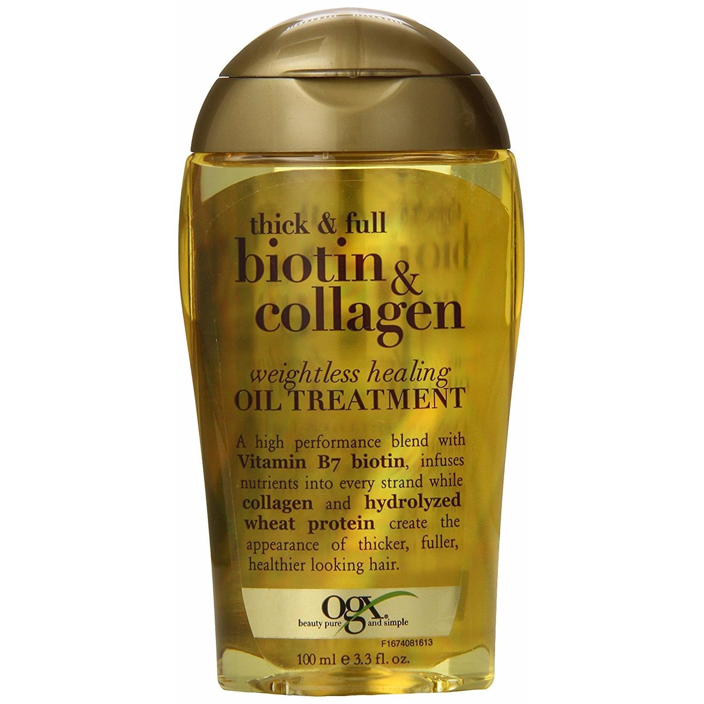 Dầu Dưỡng Toc Ogx Biotin Collagen Kich Thich Toc Ngăn Ngừa Rụng Toc Số 1 Tại Mỹ Ogx Chiết Khấu 40