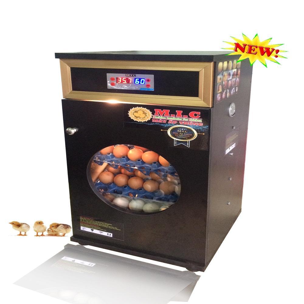 Máy ấp trứng 120 trứng hiệu Mic