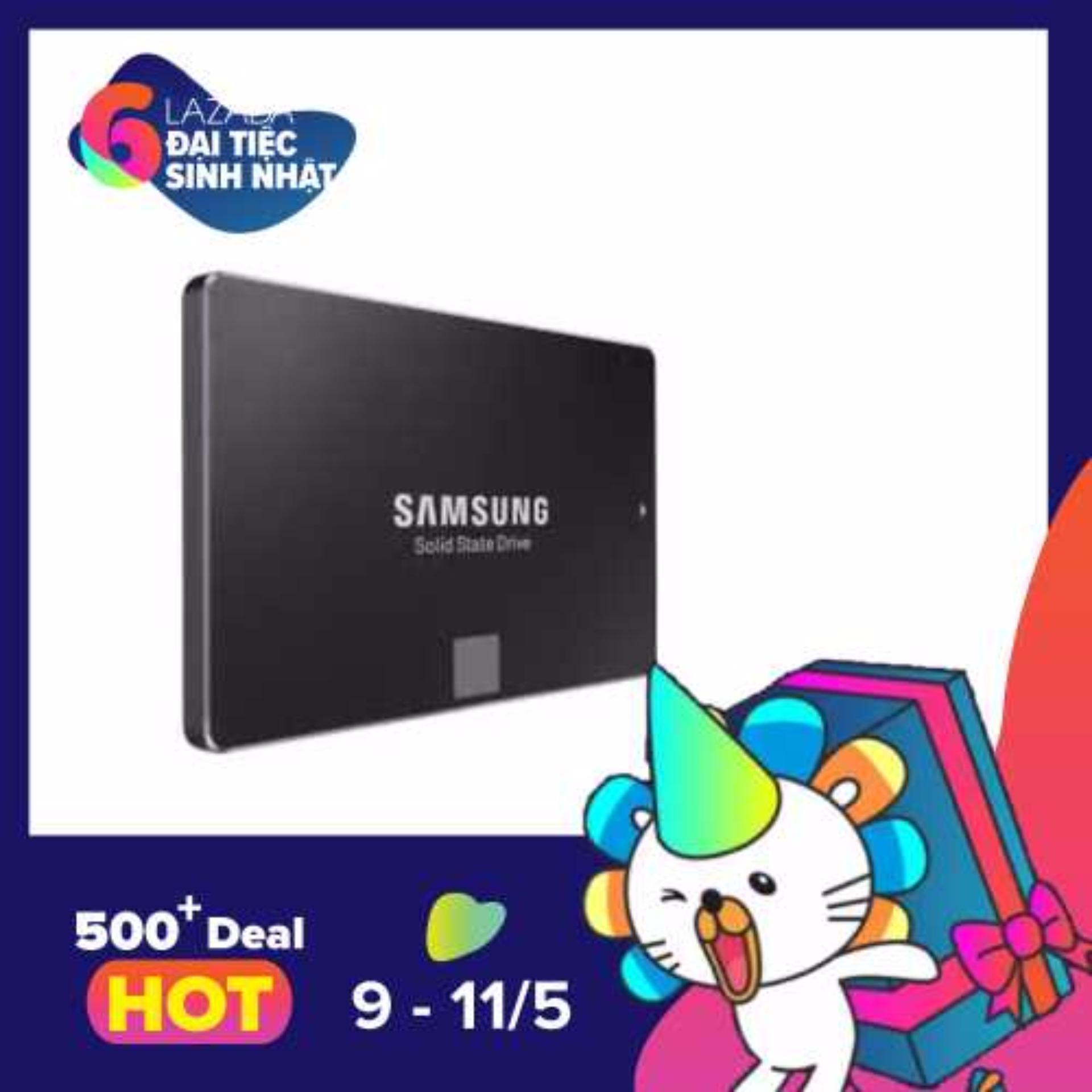 Giá Bán Ổ Cứng Gắn Trong Ssd Samsung 850 Evo Sata Iii 120Gb Fullbox Chinh Hang Trực Tuyến Hà Nội