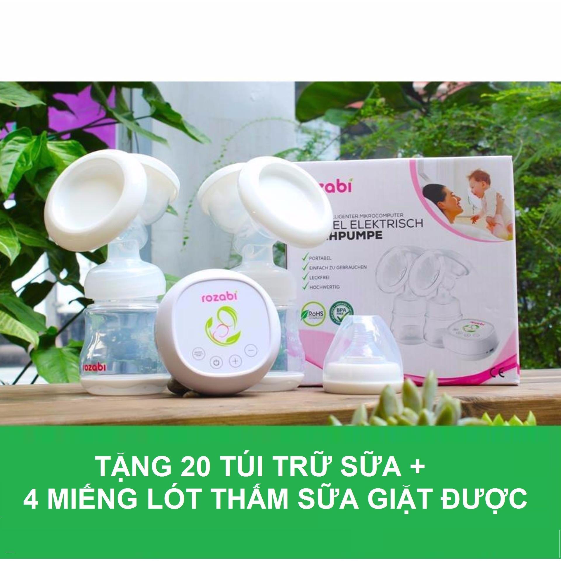 Bán May Hut Sữa Điện Đoi Rozabi Basic Đột Pha Với 12 Cấp Độ No Brand