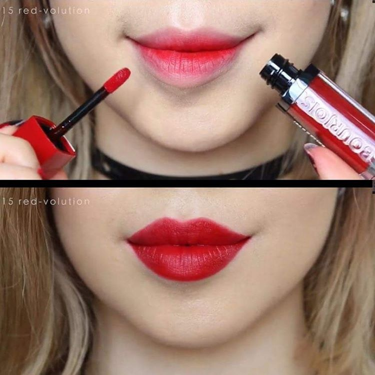Bourjois Rouge Edition Velvet 15