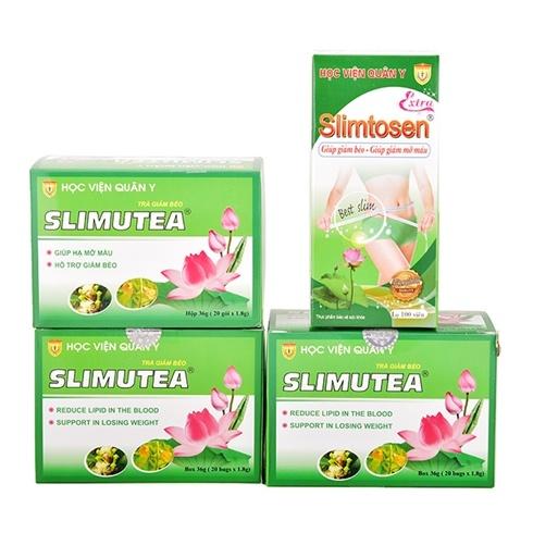 Kết quả hình ảnh cho slimtosen extra and slimutea