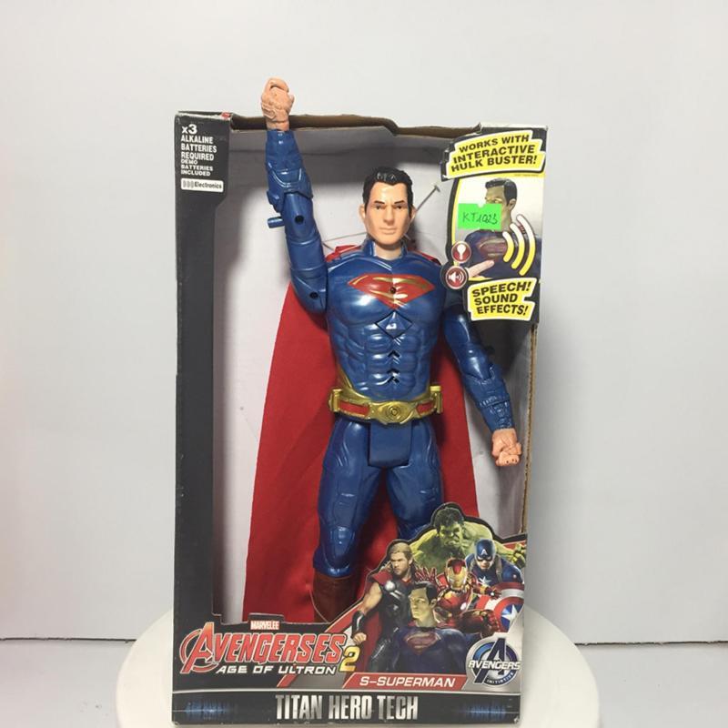 Mô hình SuperMan - Titan Hero Tech BTC1023