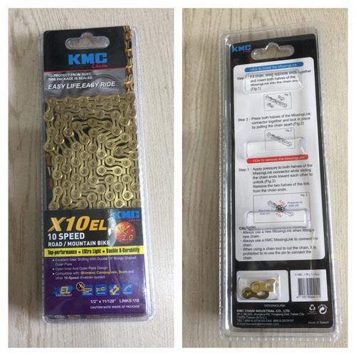 SÊN KMC X10EL Vàng