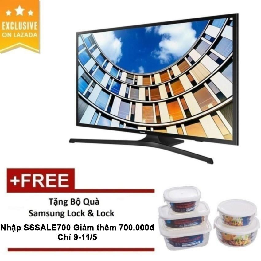 Ôn Tập Tv Led Samsung 43 Inch Full Hd Model Ua43M5100Ak Đen Hang Phan Phối Chinh Thức Bộ Qua Samsung Lock Lock Mới Nhất