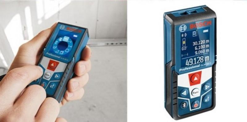 Máy đo kĩ thuật số, GLM 50 C, 0601072CK0, Bosch