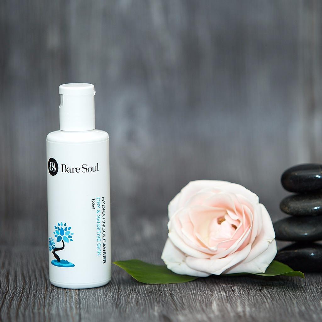 Bán Mua Trực Tuyến Sữa Rửa Mặt Nuoi Dưỡng Baresoul Da Kho Da Nhạy Cảm Full Size 100Ml Hang Chinh Hang Hydrating Cleanser Dry Sensitive Skin